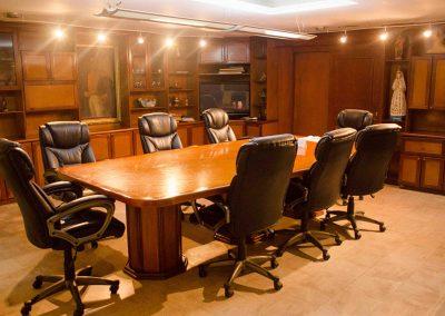 Salón de Junta Directiva